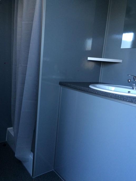 Mobiele badkamer verhuur
